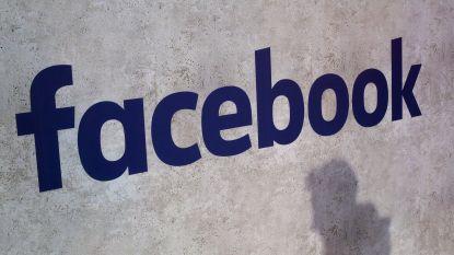 Facebook liet onderaannemers meeluisteren naar opnames van gebruikers