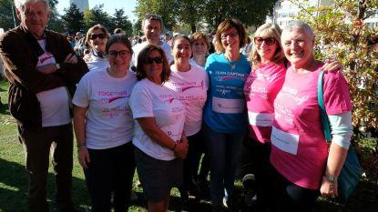 Met tienduizend strijden tegen borstkanker