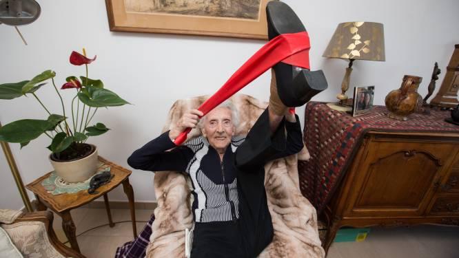 """Josina, de oudste Limburgse vrouw, sterft week voor 110de verjaardag: """"Haar gymnastiekoefeningen en dagelijks glaasje rode wijn hebben we overgenomen"""""""