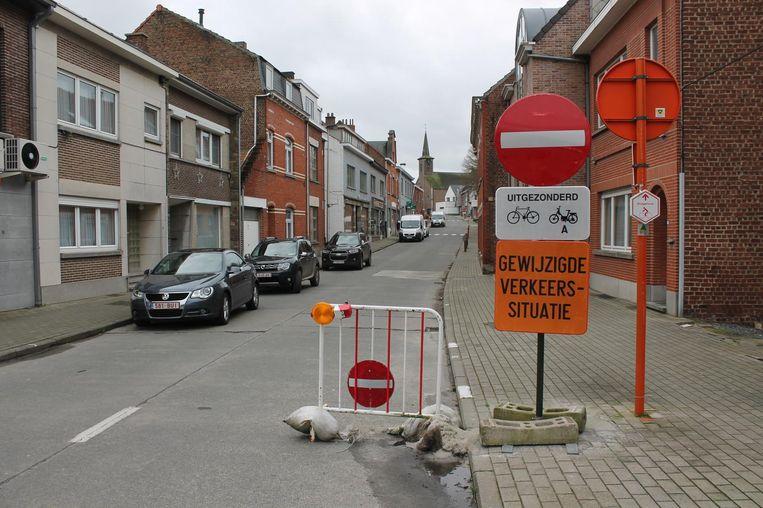 De Eylenboschstraat zal definitief een eenrichtingsstraat worden.