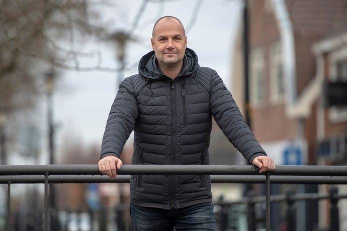 Martijn Kuis, de trainer wordt opleider.