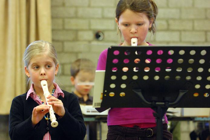De Muziekvereniging Harmonie Wierden krijgt geld van het fonds.
