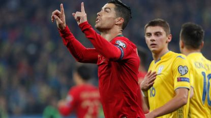 CR700: Cristiano Ronaldo zorgt tegen Oekraïne voor nieuwe mijlpaal in carrière en scoort 700ste goal
