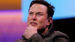 Elon Musk zegt dat hij zijn Twitter-account heeft verwijderd...in een tweet
