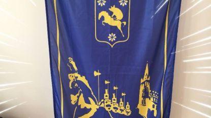 Nieuwe vlag voor Orde der Stalhouders