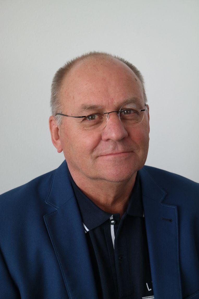 Auteur Theo Gerritse Beeld
