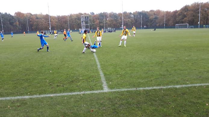 Vitesse ging vrijdagmiddag onderuit tegen Heracles Almelo.