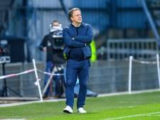 De Graafschap-trainer Snoei blij met koppositie: 'Maar avond had nog mooier kunnen zijn'