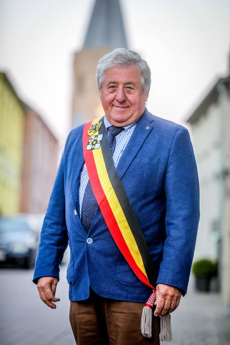 Verkiezingen Zuienkerke: burgemeester Alain De Vlieghe