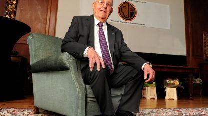 Oud-minister Jacky Buchmann (86) overleden