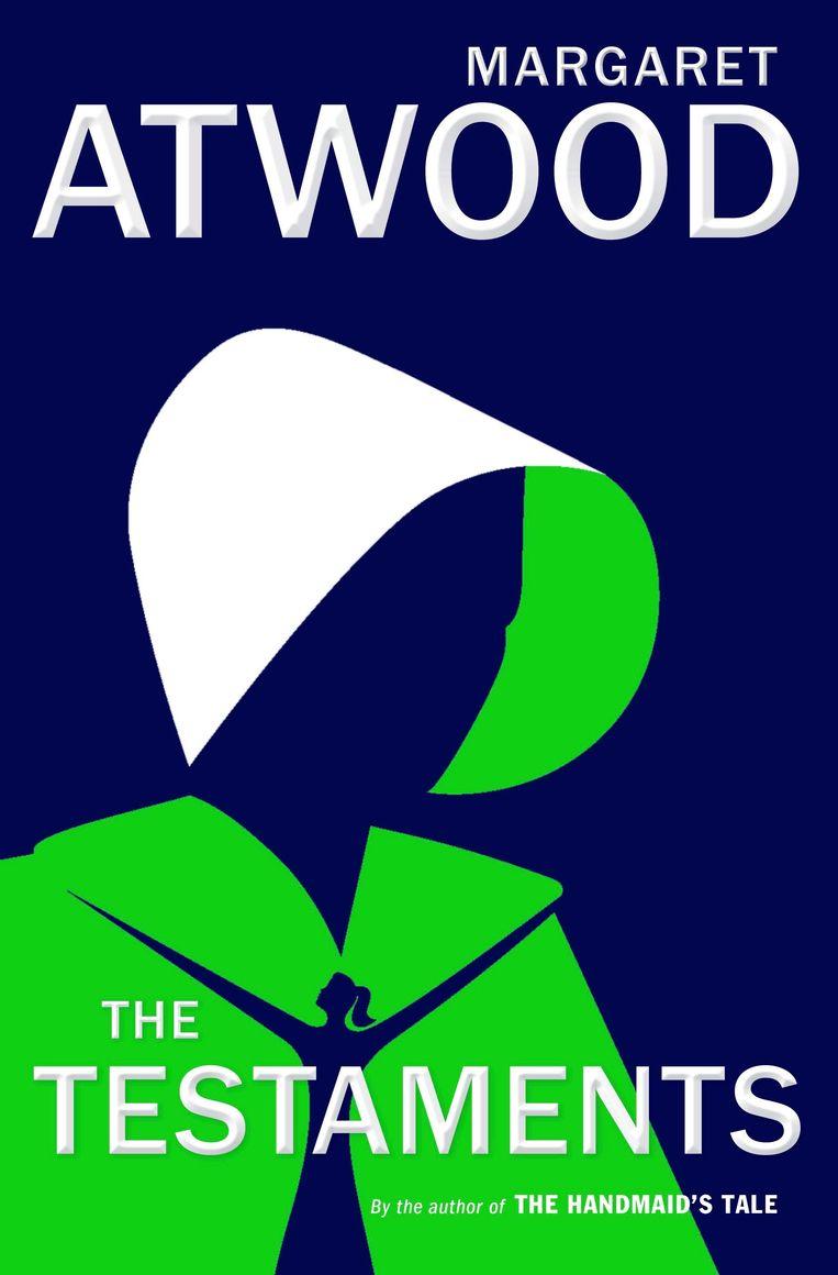 De cover van het nieuwe boek van Margaret Atwood: De Testamenten Beeld AP