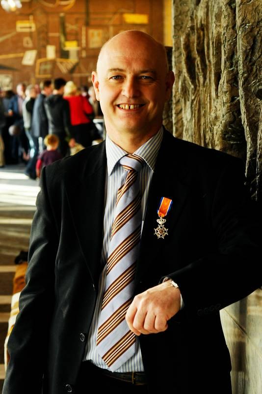 John van Meeteren, voorzitter van de raad van commissarissen Rabobank Altena-Bommelerwaard.