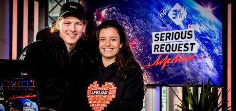 Opbrengst 3FM Serious Request 'nieuwe stijl' is na vette jaren Glazen Huis mager