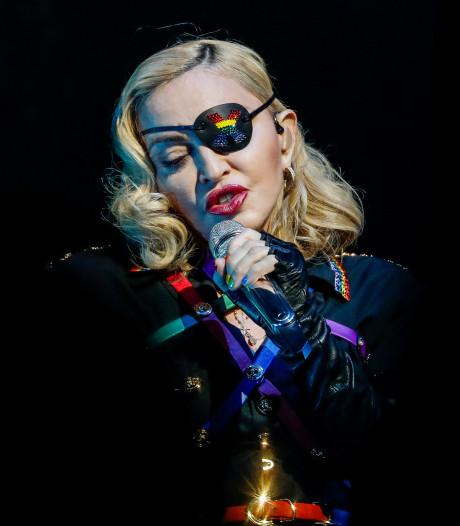 Queen of Pop in verval: Madonna cancelt voor tiende keer in korte tijd show