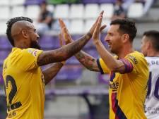 LIVE | Barcelona op voorsprong in Valladolid, De Ligt in topper tegen Hateboer, Gosens en De Roon