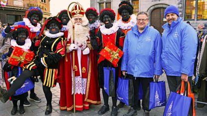 Sinterklaas bezoekt zondag rommelmarkt
