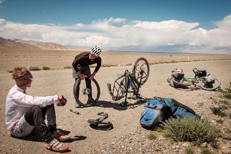 De Pamir Highway, 2017. Beeld Swinde Wiederhold