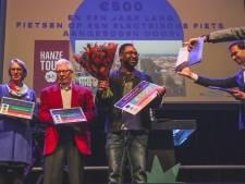 Vrijwilligersprijzen voor Lorenzo Stamper en Leger des Heils