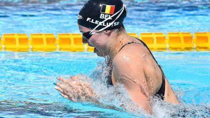 """Lecluyse in bloedvorm naar halve finale 100m school met nieuw Belgisch record: """"Mijn beste voorbereiding ooit"""""""