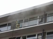 Jaar cel voor Soestse (59) die meubilair in haar flatwoning in brand zette