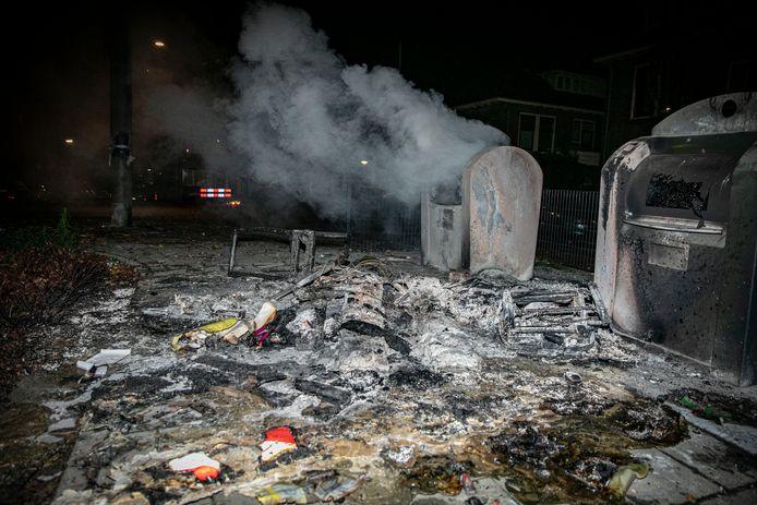Opnieuw is er grote overlast van vuurwerk geweest in de Arnhemse wijk Geitenkamp.