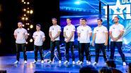 Spierbundels van Bar-Code krijgen Golden Buzzer bij Belgium's Got Talent