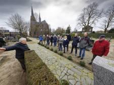 Dorpswandelingen uithangbord heemkundekring: 'Het voormalige Land van Ooit is populair'