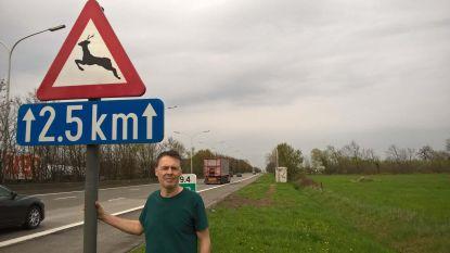 """Ecoduct om slachtpartij te stoppen"""