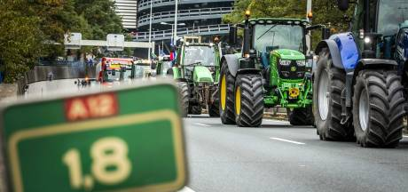 Boeren: enige verkeersoverlast in Amsterdam niet uit te sluiten