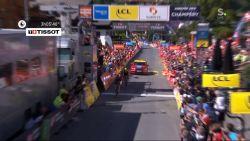 Dylan van Baarle juicht in slotrit Dauphiné, Fuglsang eindwinnaar