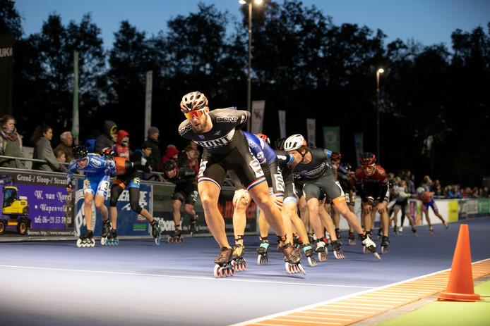 Gary Hekman tijdens de Holland Cup van 2019. Het Europese evenement wordt in mei weer 'gewoon' in Heerde gehouden, nu de begroting is rondgemaakt.