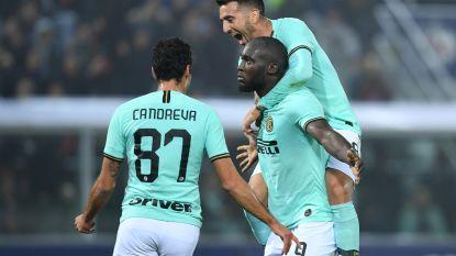 9 goals in 11 matchen voor 'Big Rom': hebben ze bij Inter niet meer gezien sinds Ronaldo in 1997