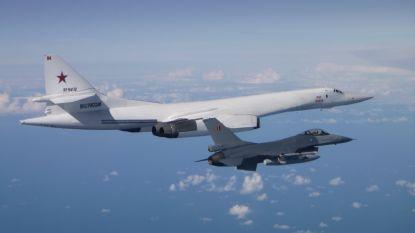 Wat doen die F16's zo laag boven Landen?