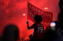 Landskampioen Liverpool.