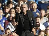 Mourinho woest op assistent-trainer Chelsea