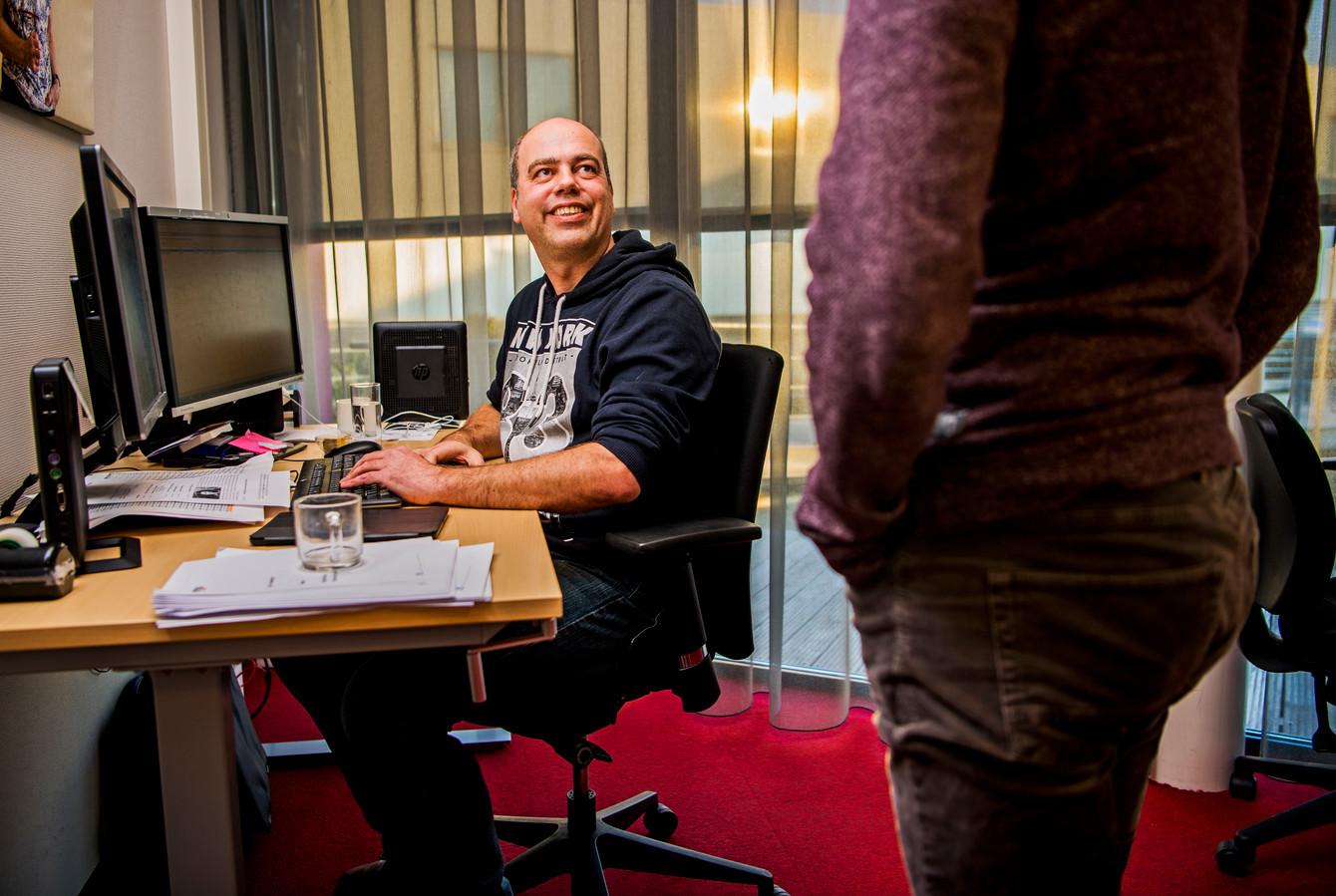 Jeroen van Vught (42).