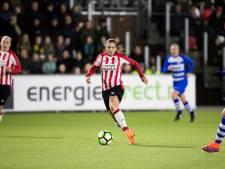 PSV Vrouwen raakt status kwijt