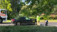 Gewonde bij ongeval op Parklaan