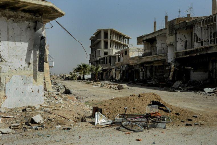 Syrie. Foto ter illustratie