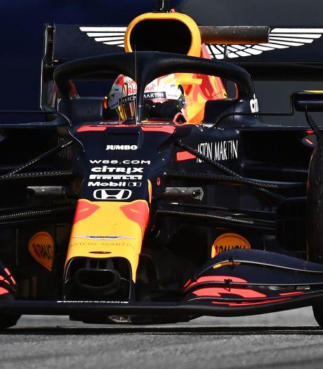 Verstappen le plus rapide de la 2e séance d'essais, Ferrari à la traîne