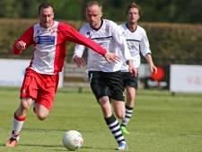 Oranje Wit met 13-0 afgedroogd in Cothen