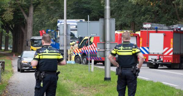 De 48-jarige automobilist die donderdagmiddag omkwam bij een aanrijding met een vrachtwagen in Plasmolen was Vally V., een tbs'er uit de Pompekliniek in Nijmegen die op verlof was. .