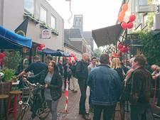 Osse Peperstraat bezongen bij officiële opening