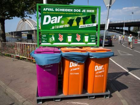 Proef: plastic bekertjes Vierdaagsefeesten worden opnieuw plastic bekertjes
