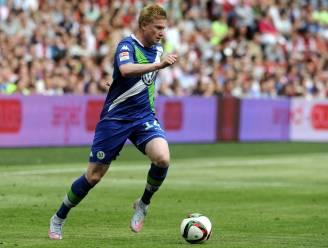 De Bruyne is 'Speler van het Jaar' in Bundesliga
