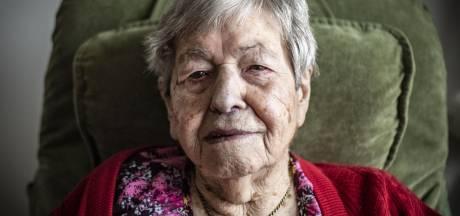 Oldenzaalse Willy Elferink-Klumpert:  'Trots op mijn leeftijd? Dat ben ik niet'