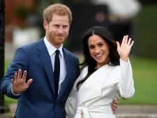 Brits koningshuis geeft details sprookjeshuwelijk Harry en Meghan vrij