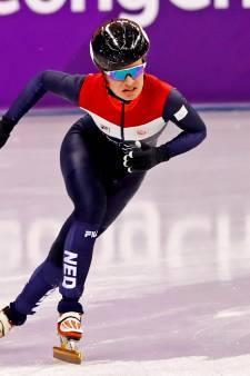 Van Kerkhof en Van Ruijven sneuvelen in kwartfinale 500 meter