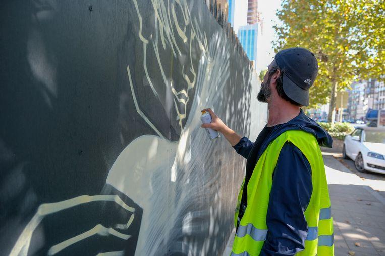 kunstproject in Noordwijk: Arnaud Kool