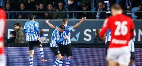 FC Eindhoven drukt Helmond Sport met derbyzege dieper in de problemen
